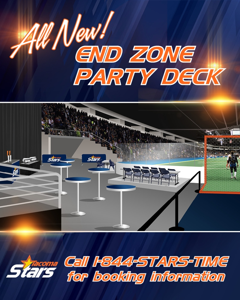 Party deck tacoma stars junglespirit Choice Image