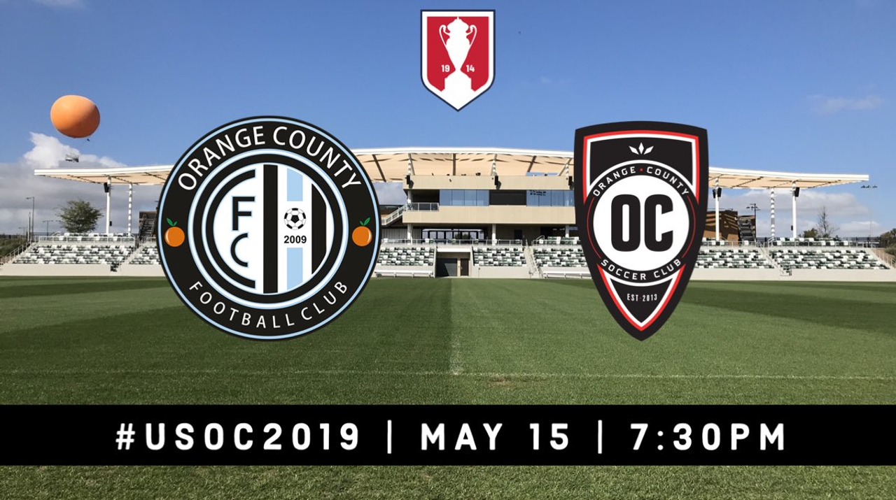 Preview: The Battle for Orange County - Orange County FC