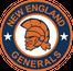 New England Generals U18 & U16 Split